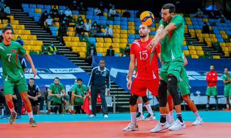 Les volleyeurs marocains ont récité leurs gammes face à la redoutable équipe du Kenya, tombeur de l'Égypte.