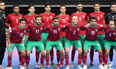 Mondial Lituanie 2021 : Le Maroc défie la Thaïlande pour garantir sa qualification dès la 2e journée