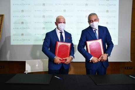 Augmenter le sourcing fournisseurs, créer plus d'emplois, … les ambitions de Stellantis au Maroc se renforcent