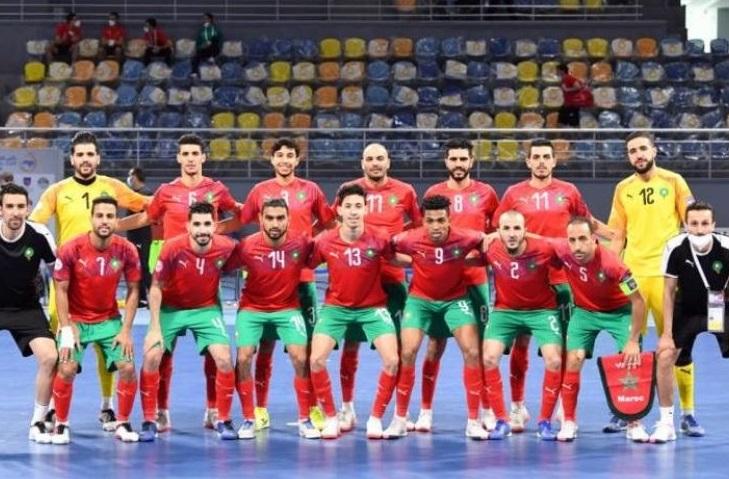 Mondial de futsal : Le Maroc tenu en échec par la Thaïlande