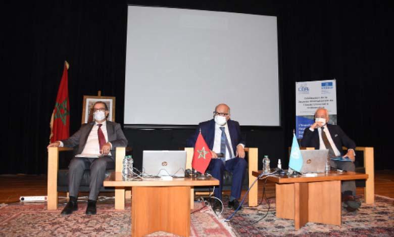 Omar Seghrouchni souligne l'importance  de la publication proactive des données