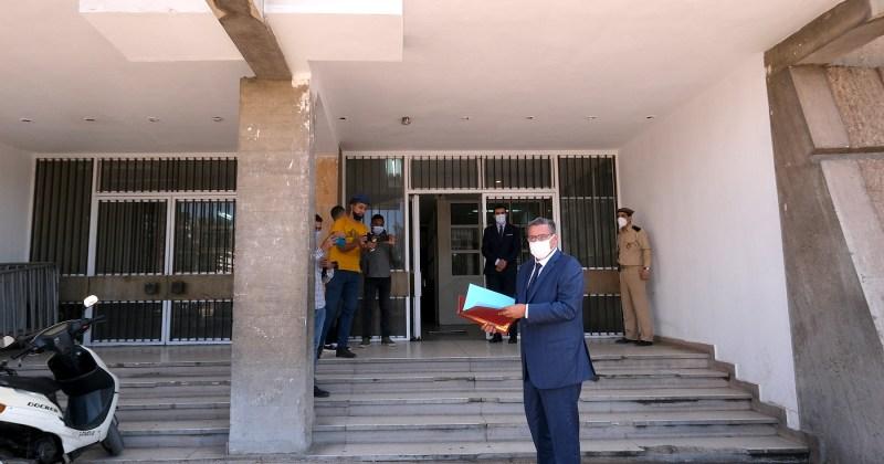 Akhannouch officiellement candidat à la présidence de la commune d'Agadir