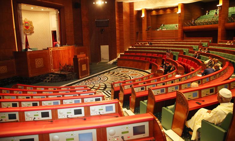 Élection des membres de la Chambre des Conseillers: Le dépôt des candidatures du 24 au 27 septembre