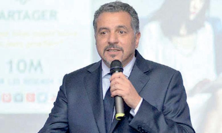Hamid Bentahar, président de la CNT.
