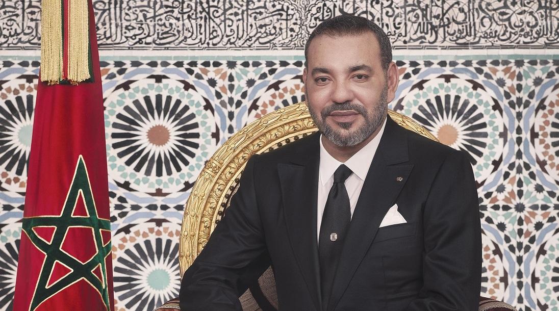 Message de condoléances et de compassion de S.M. le Roi au chef de l'Etat algérien suite au décès de l'ancien président Abdelaziz Bouteflika