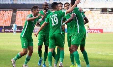 Ligue des champions de la CAF : Le Raja face au LPRC Oilers du Liberia