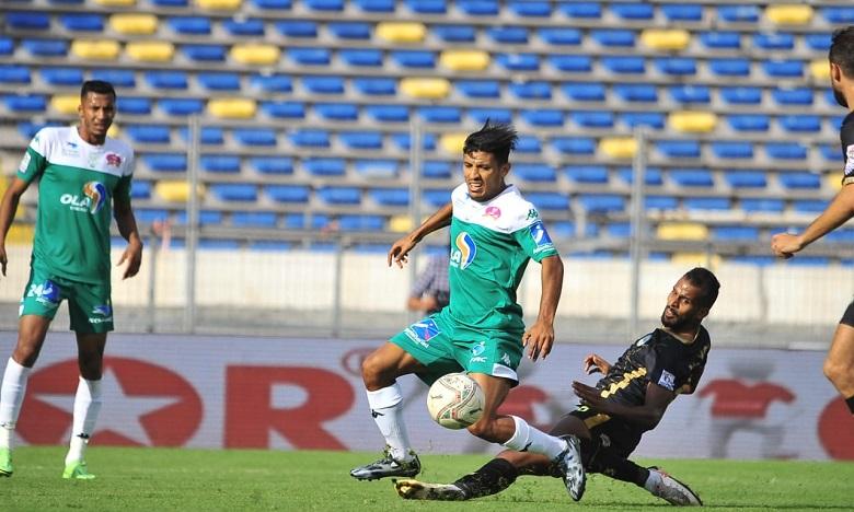 Fabrice Ngoma sauve le Raja du piège de l'Olympique Khouribga