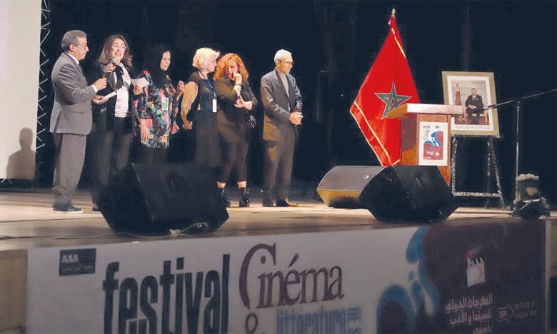Cérémonie d'ouverture de la première édition du Festival.