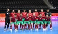 Mondial de Futsal : Les Lions de l'Atlas quittent la compétition la tête haute après leur défaite face au Brésil