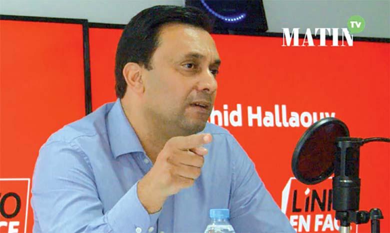 Mehdi Sebti : «L'Istiqlal s'engage à redonner espoir aux classes moyennes»