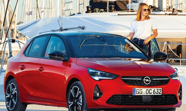 Grâce essentiellement à sa magnifique Corsa, Opel enregistre l'une des plus belles performances des huit premiers mois de l'année en cours.