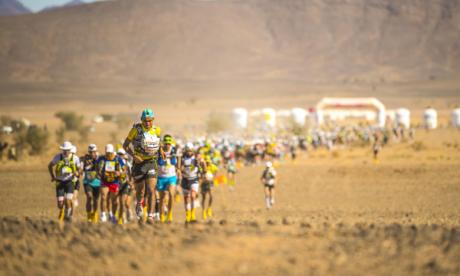 Environ 750 concurrents seront cette année sur la ligne de départ de la 35e édition du Marathon des sables.