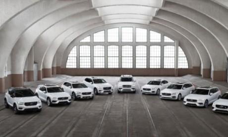 Les modèles hybrides rechargeables de Volvo atteignent un niveau supérieur d'autonomie, de meilleurs résultats CO2 et offrent plus de puissance.