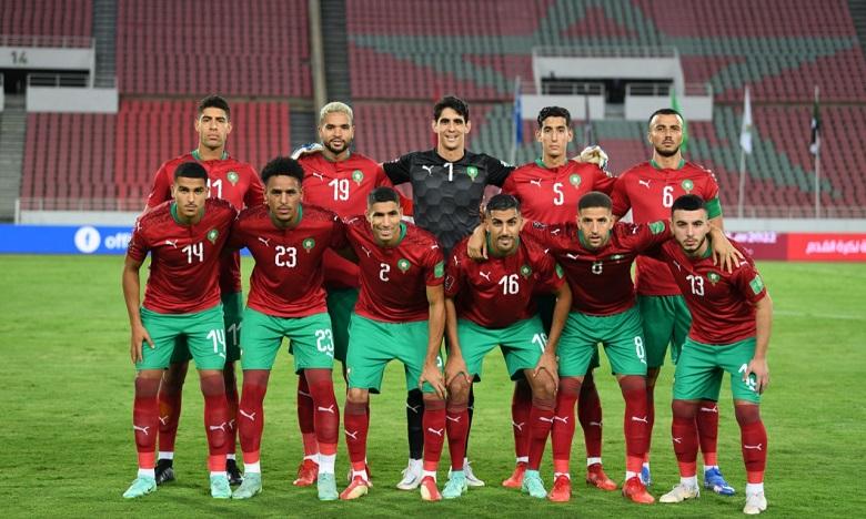 Eliminatoires Qatar 2022 : les Lions de l'Atlas poursuivent leur parcours en octobre