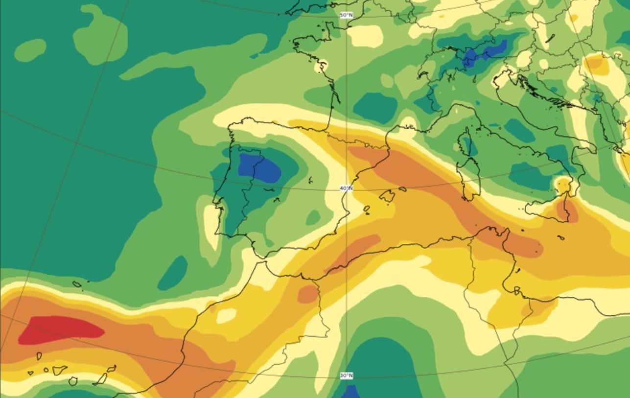 Volcan des Canaries : le nuage de dioxyde de soufre touche le Maroc, attention aux pluies acides