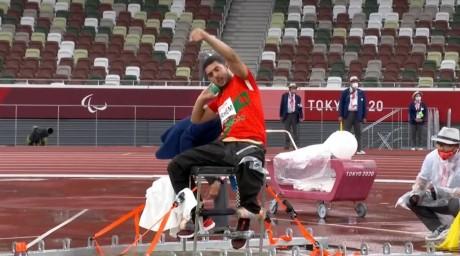 Jeux paralympiques : Zakaria Derhem offre au Maroc sa deuxième médaille d'or