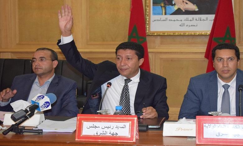 Abdenbi Bioui, du PAM, réélu président du Conseil de la Région de l'Oriental