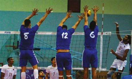 L'équipe nationale lors d'un précédent match contre le Qatar.