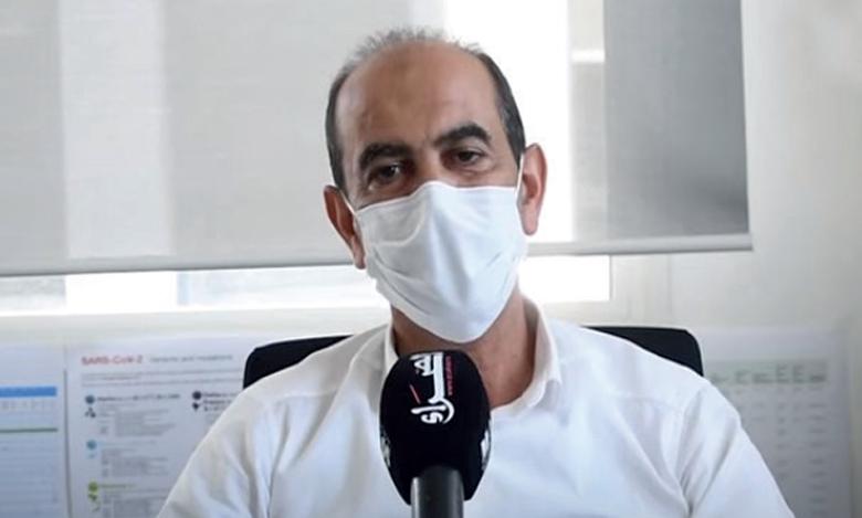 Pr El Mustapha El Fahim : «Le variant  Delta présente 4 mutations de plus  au niveau national»