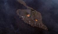 Canaries : l'aéroport de La Palma à l'arrêt après l'intensification de l'activité du volcan Cumbre Vieja