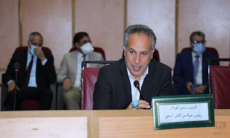 Samir Goudar, du PAM, élu président du Conseil de la Région Marrakech-Safi