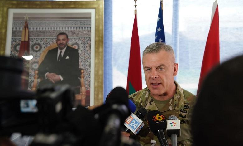 Maroc - Etats-Unis : Exercices militaires conjoints liés à la prévention des catastrophes