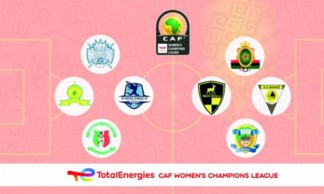 L'AS FAR prend part à la première Ligue des champions féminine