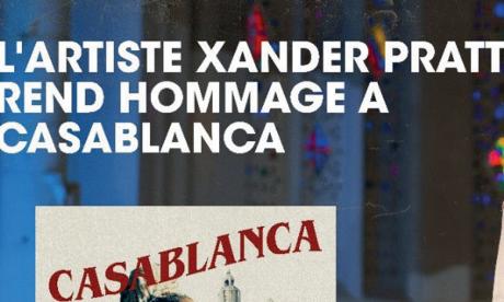 «Casablanca», le nouveau clip de l'artiste Xander Pratt