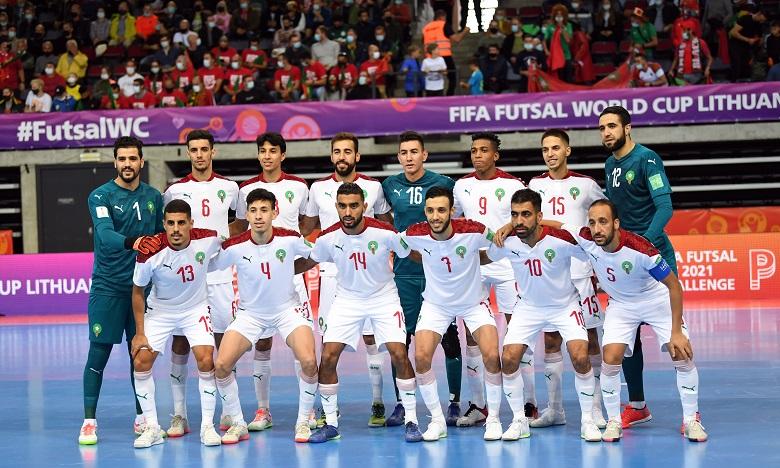 Classement FIFA, Futsal : Le Maroc 1er en Afrique et 15e mondial