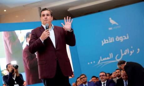 Aziz Akhannouch élu maire d'Agadir