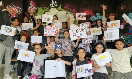 Les Centres les Étoiles accueillent la 6e édition de la Positive School of Hip-Hop