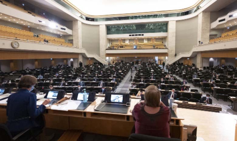 Le Conseil des droits de l'Homme entame les travaux de sa 48e session ordinaire