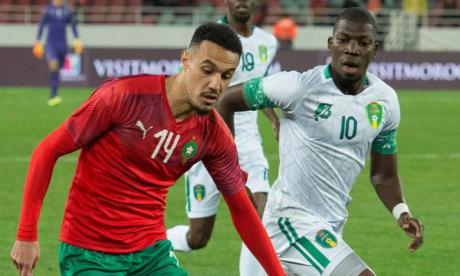 Lions de l'Atlas : Noussair Mazraoui veut revenir  en équipe nationale