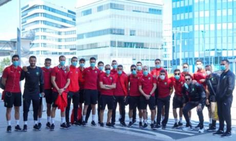 L'équipe nationale dispute deux matchs amicaux en Lituanie avant le début du mondial, un premier match, ce lundi, contre le Vietnam, et un second, mardi, contre le Japon.