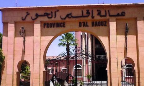 Forte impulsion de l'INDH au secteur  de l'éducation dans la province d'Al Haouz