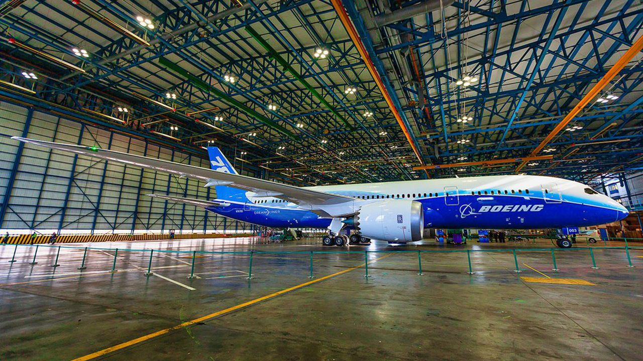 Boeing : Le marché aéronautique offrira 9.000 milliards de dollars d'opportunités au cours de la prochaine décennie