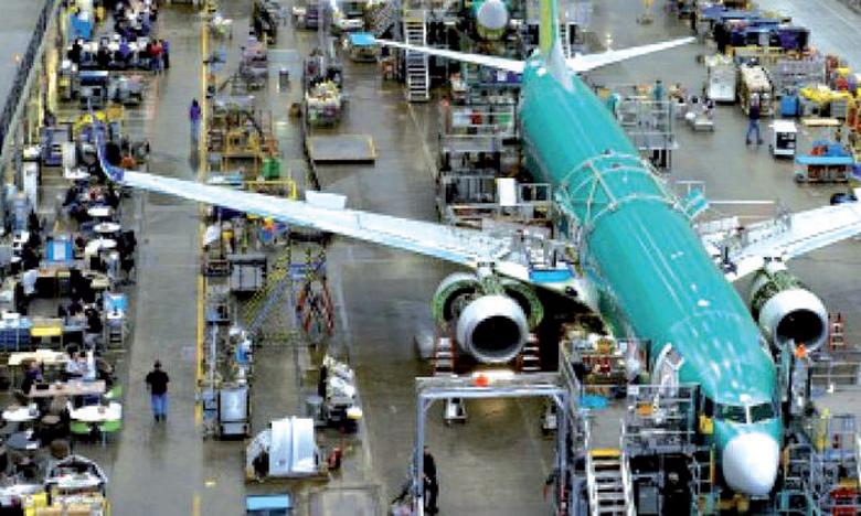 9.000 milliards de dollars d'opportunités aux secteurs  de l'aviation commerciale, de la défense et des services