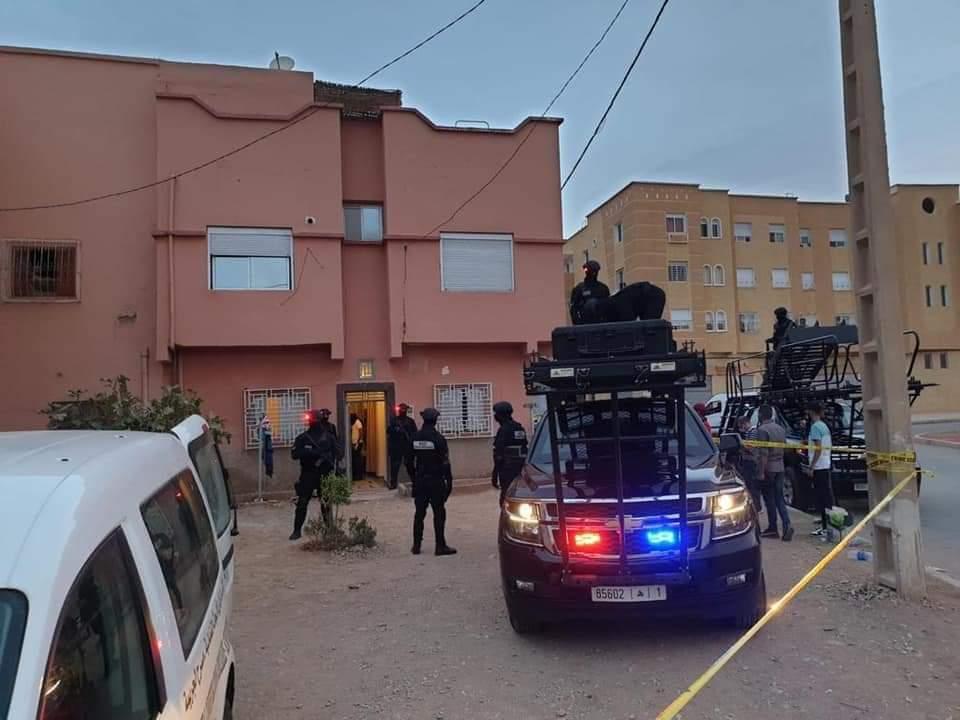 Démantèlement d'une cellule terroriste s'activant à Errachidia