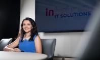Malika Ahmidouch,  directrice d'Intelcia IT Solutions