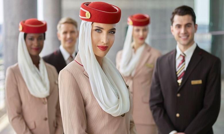 Emirates lance une large opération de recrutements