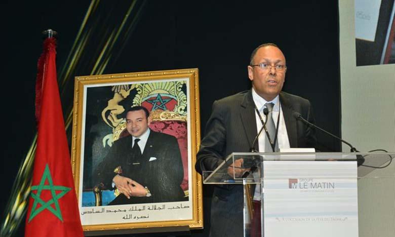 Abdellatif Komat : «La souveraineté nationale est au cœur de cette question de réserve stratégique»