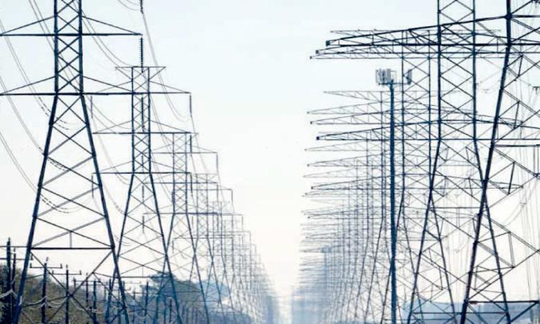 Le volume importé de l'énergie électrique a baissé de 5,5% à fin août 2021, après une augmentation de 55,6% l'année précédente.