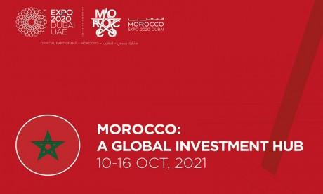 Expo 2020 Dubaï : Coup d'envoi de la semaine marocaine de l'investissement