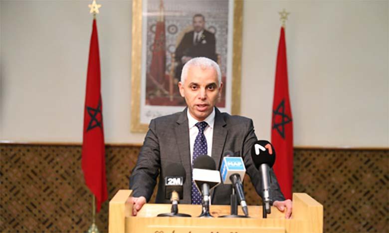 S.M. le Roi nomme Khalid Ait Taleb, ministre de la Santé en remplacement de Nabila Rmili
