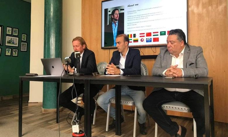 Raja de Casablanca : Patrick de Wilde nouveau directeur technique des Verts
