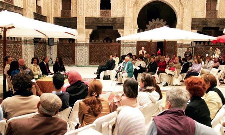 Vue de l'assistance lors d'une  précédente édition du Festival de Fès de la culture soufie.