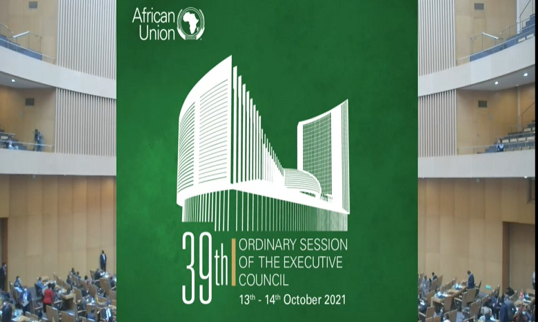 Le Conseil Exécutif de l'Union africaine entame les travaux de sa 39eme session ordinaire avec la participation du Maroc