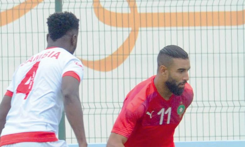 Match de préparation à la Coupe arabe : L'équipe nationale A' bombe le torse face à la Gambie