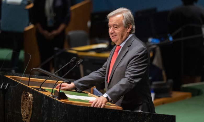 Le SG de l'ONU appelle à lutter contre «l'inégalité» d'accès aux services de la santé mentale