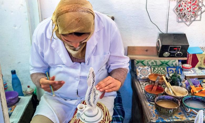 Seules 12% des femmes font le choix d'entreprendre au Maroc